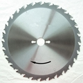 TCT Circular Saw Blades with chip limiting device for cutting wood