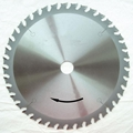 TCT Circular Saw Blades with chip limiting device for professional construction