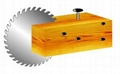 TCT Circular Saw Blades for cutting wood with occasional nails
