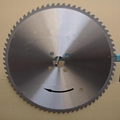 TCT Circular Saw Blades for cutting aluminium ingot & copper ingot.