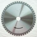 TCT Circular Saw Blades for steel & iron