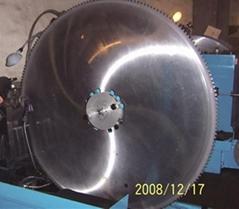 TCT Circular Saw Blades for cutting steel ingot