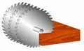 Multi Rip TCT Circular Saw Blades with several tungsten carbide tipped