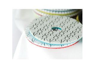 3 Step Wet Diamond Polishing Pads for granite 6