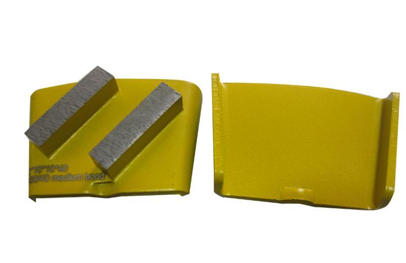 HTC diamond tools floor concrete grinding pads  1