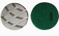 Diamond Metal Bond Polishing Granite Pads for Concrete Floor(50-3000#)  2