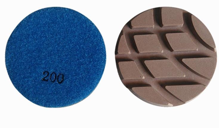 Diamond Metal Bond Polishing Granite Pads for Concrete Floor(50-3000#)  3