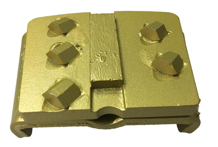 Ez htc pcd diamond grinding block for removal coating,epoxy,glue  4