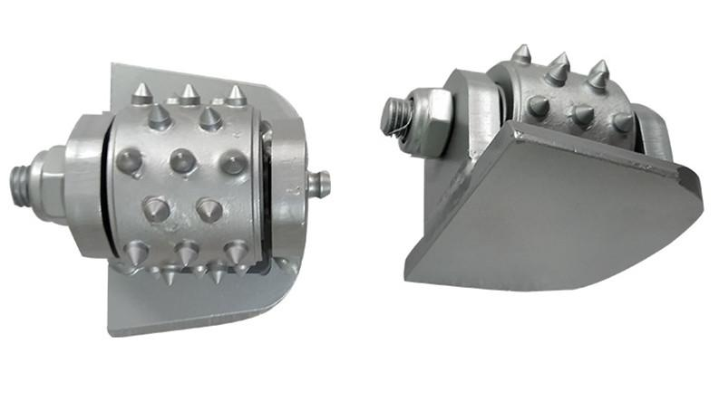Lavina style diamond bush hammer head for concrete ,granite,marble grinding 1