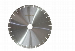 Silver Brazed diamond blades for granite