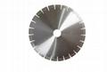 Silver Brazed diamond blades for granite