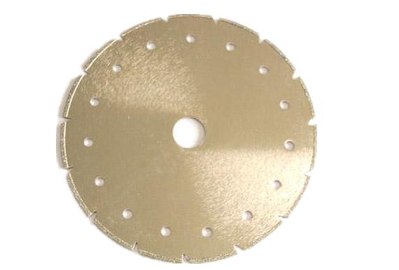 電鍍金剛石鋸片(V-SLOT) 3