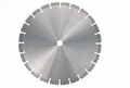 High Speed Dry/Wet concrete diamond blade