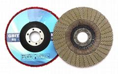 Diamond Abrasive Flap Disc