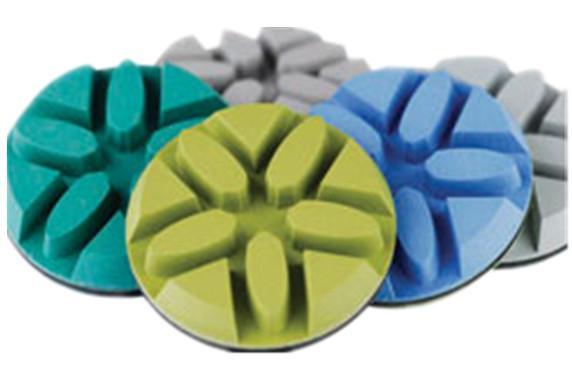 3 Inch Resin bonded floor pads 1