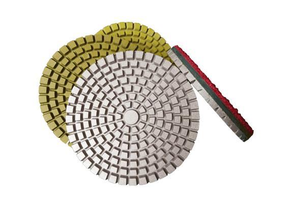 3 Inch Resin bonded floor pads 5
