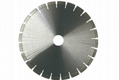 Silver Brazed diamond blade for Marble
