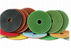 Flexible  Wet Diamond Pads