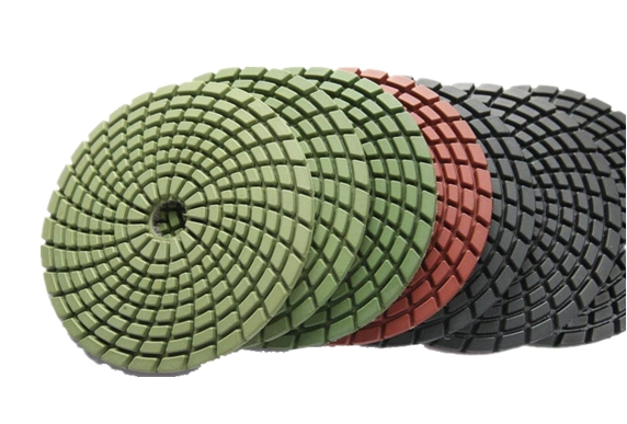 Flexible  Wet Diamond Pads 2