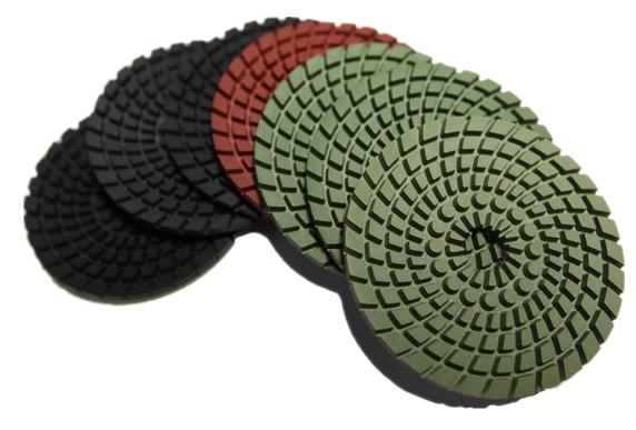 Flexible  Wet Diamond Pads 5