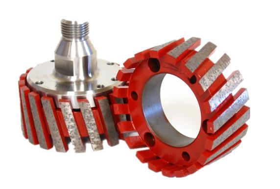 CNC Diamond Gear Wheels