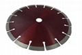 Sintered Segmented diamond Blades/ Dry & Wet Cutting
