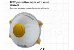 FFP2 Protective mask with Value