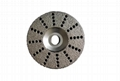 Electroplated Diamond cup wheels