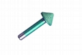 3D Stone Vaccum Brazed Carving bits