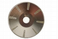EP concave cutting saw blades