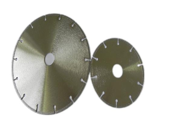 K-Slot Electroplated Diamond blades
