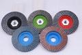Diamond Abrasive Flap Disc  2