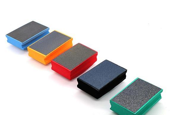 Diamond Hand Pads/Blocks 1