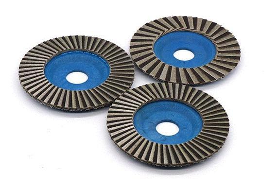 Diamond Abrasive Flap Disc  4