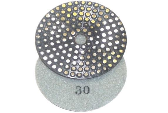 Flexible Metal Bond Polishing Pads 1