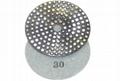 Flexible Metal Bond Polishing Pads