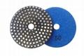 Flexible Metal Bond Polishing Pads 2