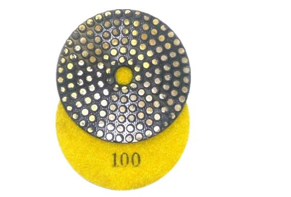 Flexible Metal Bond Polishing Pads 3