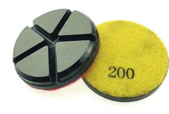 Ceramic bonded floor pads 2