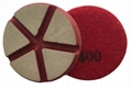 Ceramic bonded floor pads 3
