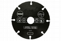 Tungsten carbide tipped circular saw blade  for woods fast cutting