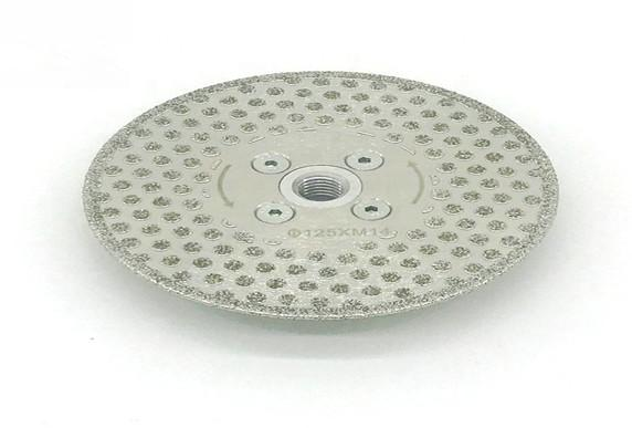 Dots Vanity Marble cutting and  grinding blades with M14 1