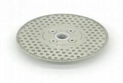 Dots Vanity Marble cutting and  grinding blades with M14