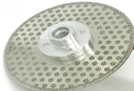 Dots Vanity Marble cutting and  grinding blades with M14 2