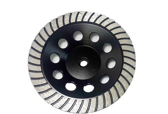 Round Turbo Cup Wheel 1
