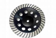 Round Turbo Cup Wheel