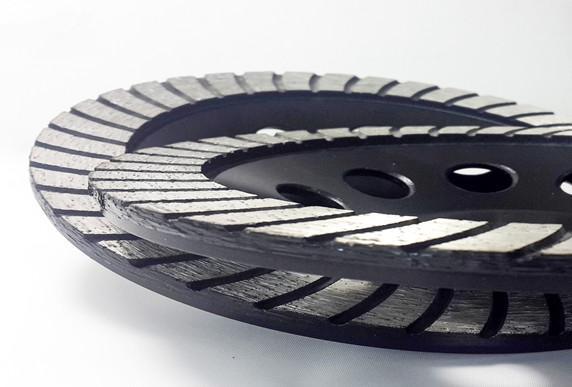 Round Turbo Cup Wheel 2
