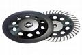Round Turbo Cup Wheel 3