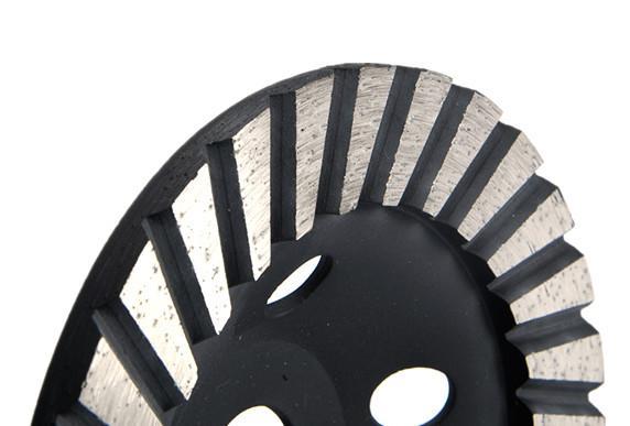 Straight Turbo Cup Wheel 2