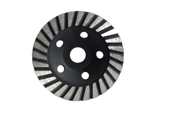 Straight Turbo Cup Wheel 3